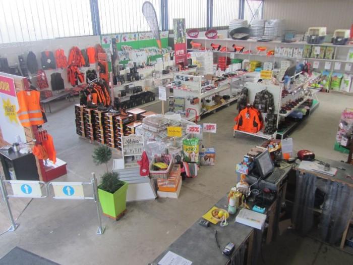magasin Comptoir Nature Aveyronnais