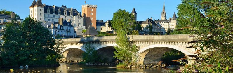 pont de Pau Béarn