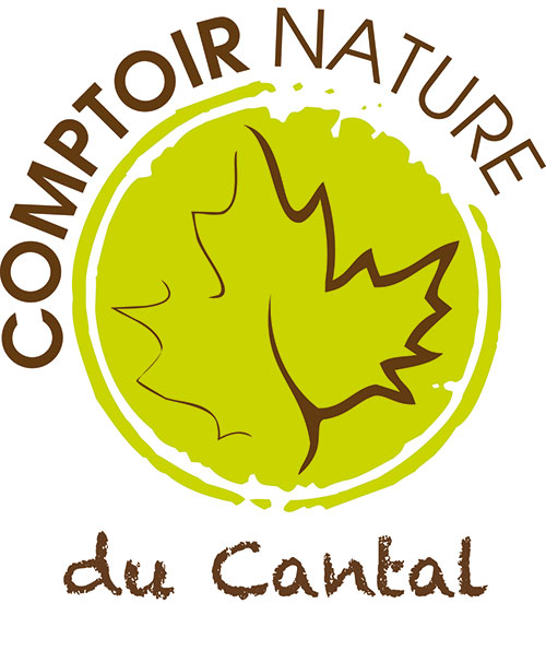 Logo Comptoir Nature du Cantal