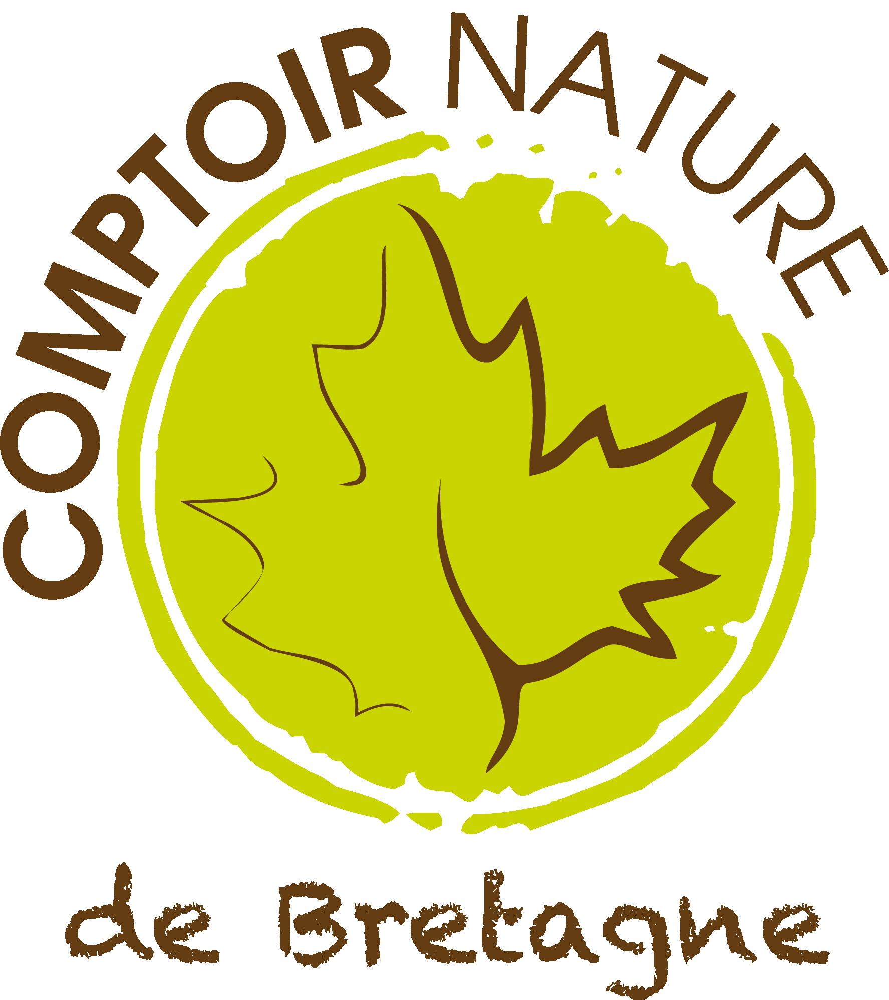 Logo Comptoir Nature de Bretagne