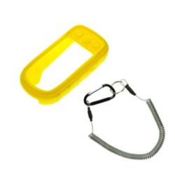 Coque en silicone Alpha 100 jaune