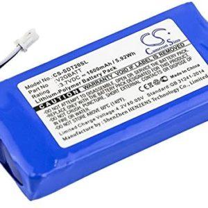 batterie pour colliers tek 1.5 et tek 2.0