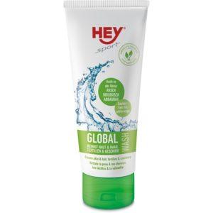 Nettoyant tout en 1 HEY SPORT Global Wash : cheveux, corps, textiles et vaisselle