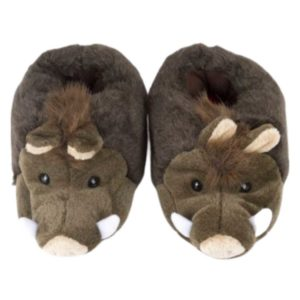 Chaussons sangliers