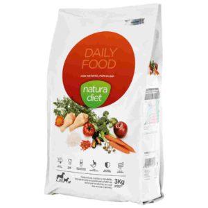 Natura diet Daily Food : aliment complet naturel pour chiens adultes