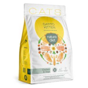 Natura diet CATS Kitten - Chaton