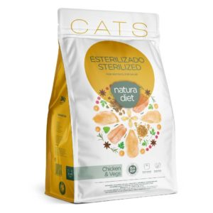 Natura diet CATS Sterilized